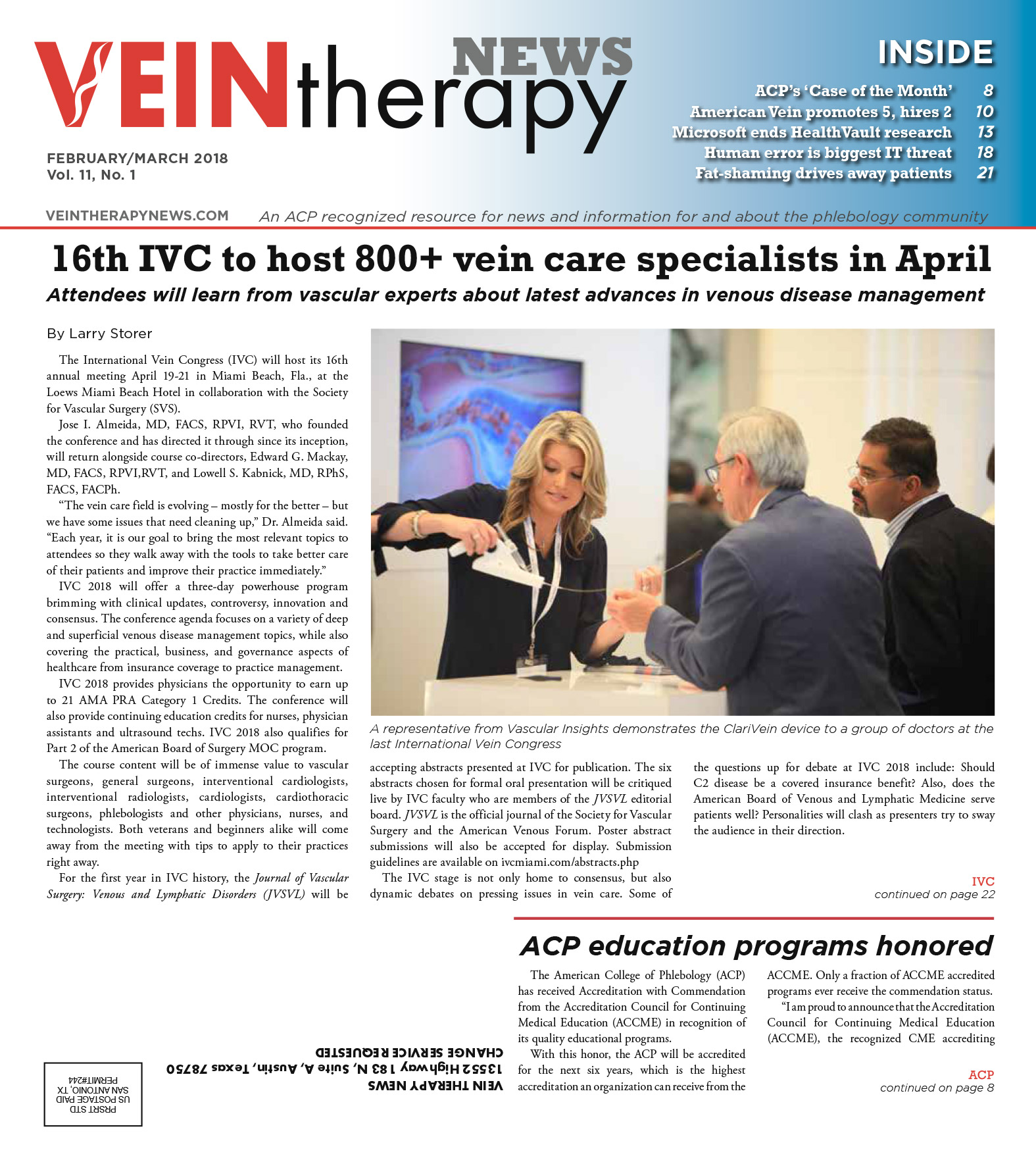 VTN 0203-18 cover